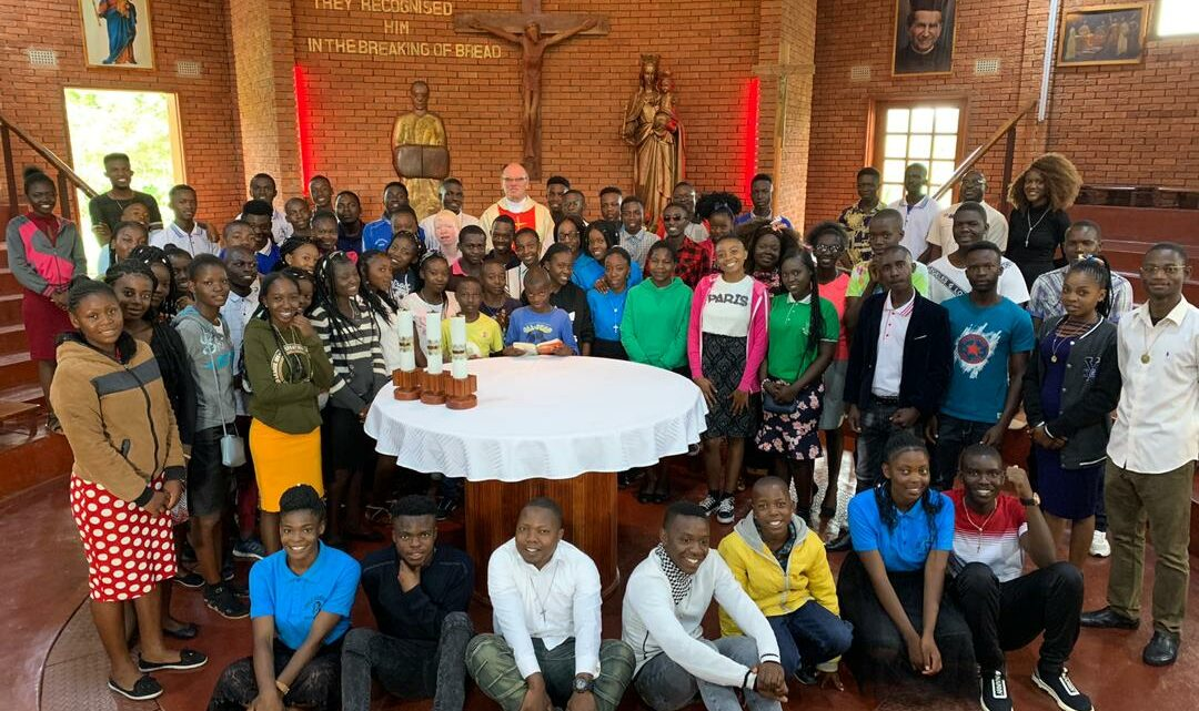 YOUNG PEOPLE, FAITH AND VOCATIONAL DISCERNMENT
