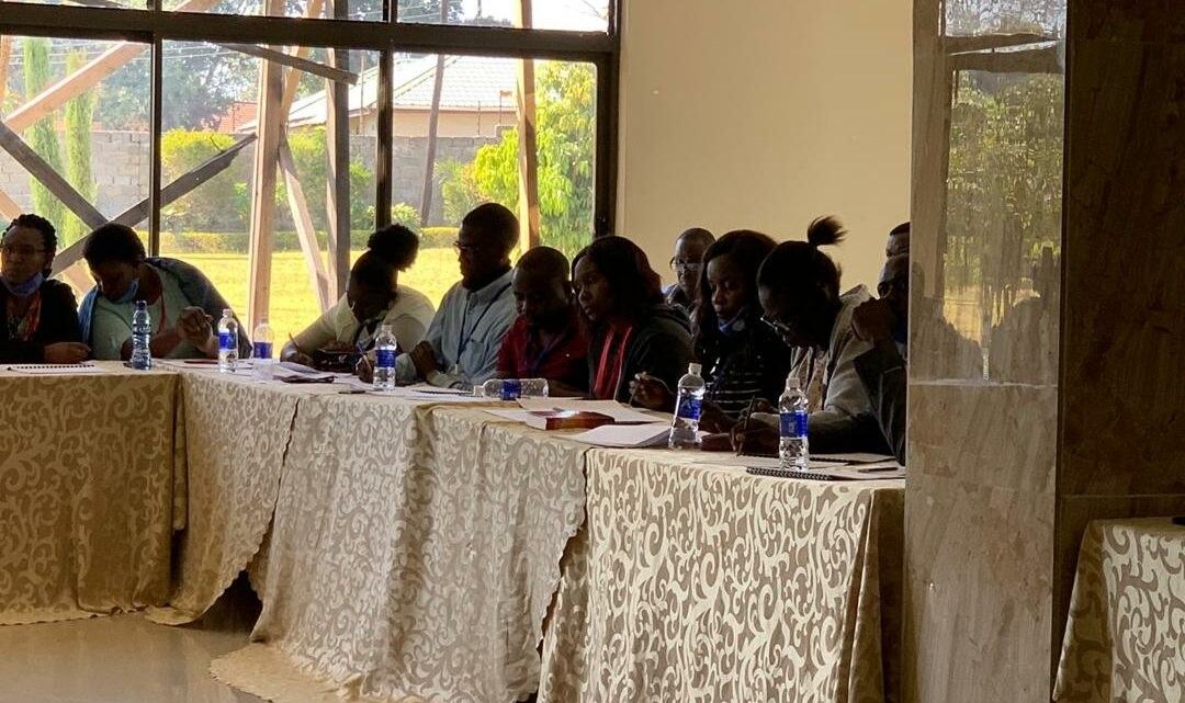 STRATEGIC PLAN REVIEW WORKSHOP MEETING HELD AT SAMFRED GARDEN HOTEL ON 6TH JULY, 2020