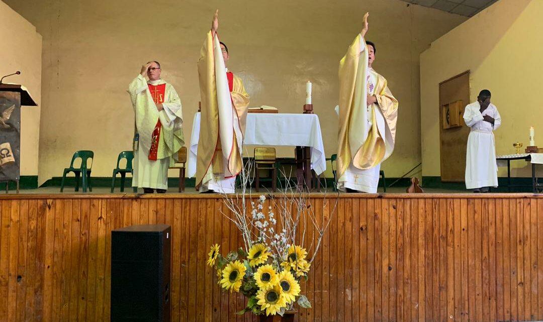THE GIFT OF PRIESTHOOD: FATHER'S JOHN AND JOSEPH SDB